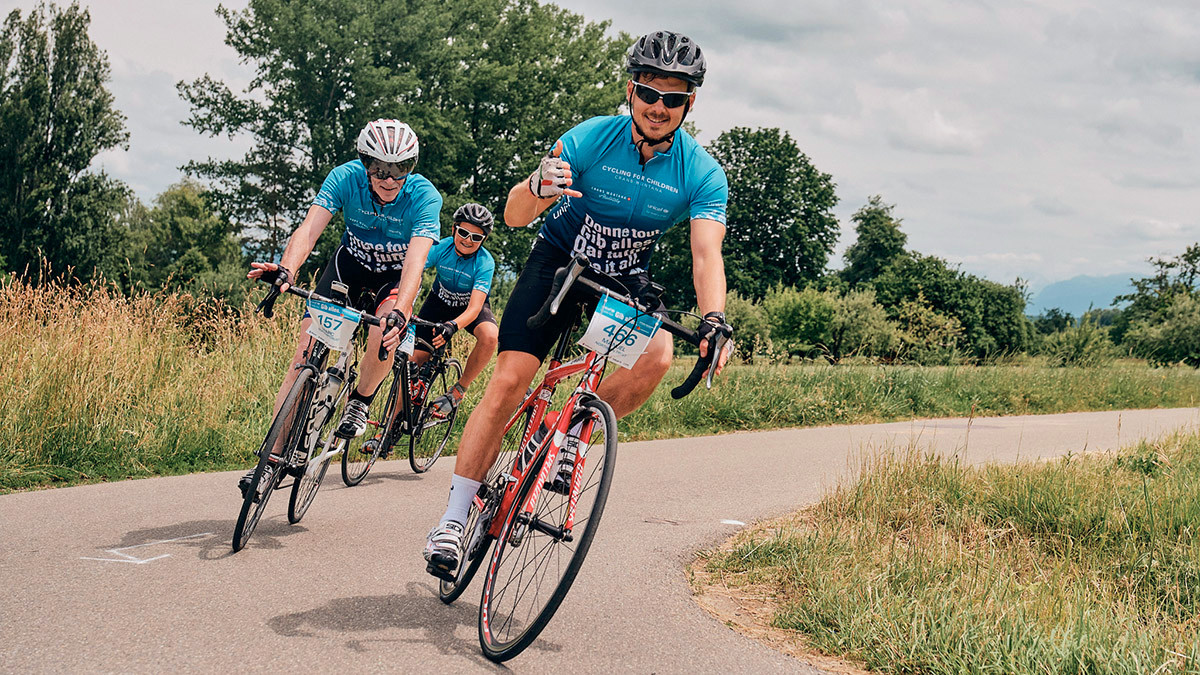 CYCLING FOR CHILDREN 2019