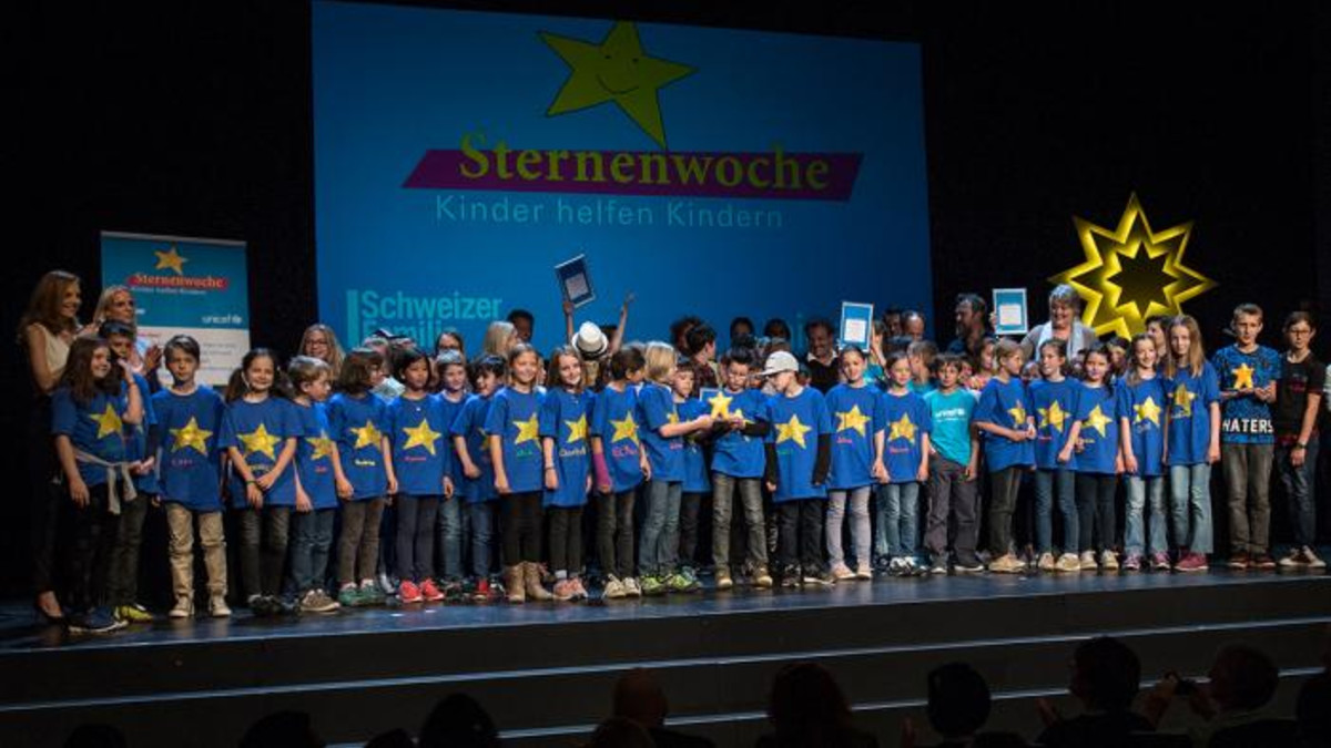 Sternenwoche Award Ceremony