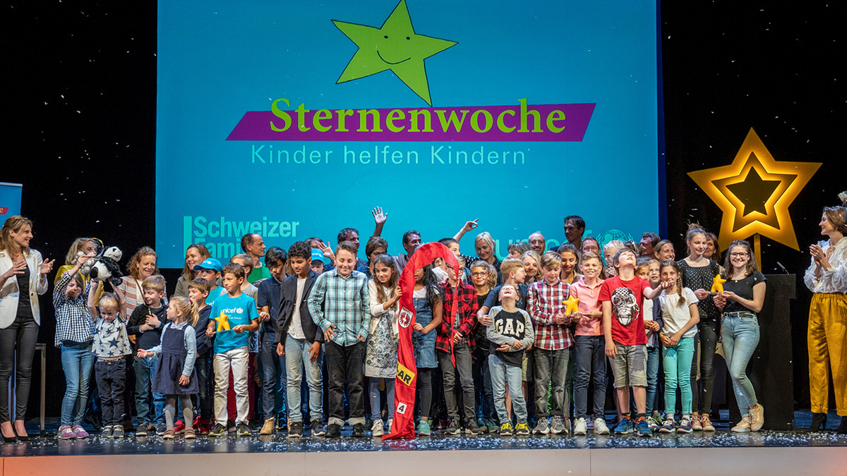 Sternenwoche Award Ceremony 2019